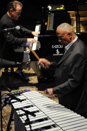 Bobby Hutcherson and Joe Gilman in Umbria