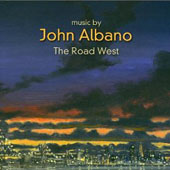 The Road West by John Albano